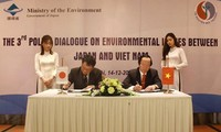 Die Zusammenarbeit im Umweltschutz zwischen Japan und Ho Chi Minh Stadt