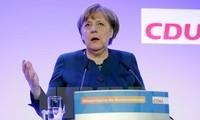 Bundeskanzlerin Angela Merkel ruft die USA zur multilateralen Kooperation auf