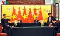 KPV-Generalsekretär Nguyen Phu Trong schickt Dankbarkeitstelegramm an den chinesischen Staatschef