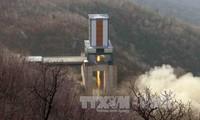 Nordkorea kann bald neue Interkontinentalraketen testen