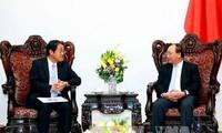 Vietnam treibt Beziehungen zu Japan im Geist der strategischen Partnerschaft voran