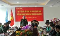 Vietnamesisches Verteidigungsministerium: Umsetzung der UN-Friedensmissionen