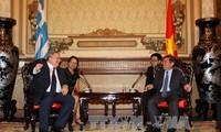 Ho Chi Minh Stadt bietet griechischen Investoren günstige Bedingungen