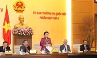 Erklärung der 7. Sitzung des Ständigen Parlamentsausschusses