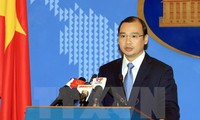 Vietnam protestiert gegen das Manöver von Taiwan im Meeresgebiet der Inselgruppe Truong Sa