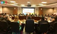 Vietnam nimmt an der Sitzung zwischen der ASEAN und Indien teil
