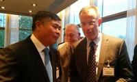 Förderung der Wirtschaftszusammenarbeit zwischen Vietnam und dem deutschen Bundesland Hessen