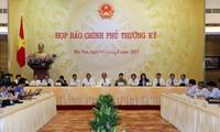 Vietnam stellt Pläne für das Wachstumsziel 2017 auf