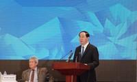 Eröffnung des multilateralen Dialogs über Vision der APEC bis 2020 und für die Zukunft