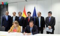 Vietnam begrüßt und begleitet Unternehmen aus Spanien