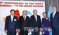 Vietnam und UNO feiern den 40. Jahrestag der Zusammenarbeit