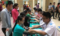 Brief des Staatspräsidenten Tran Dai Quang zum Welttag der Blutspender