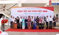 Tag der vietnamesischen Familien: Ehrung von 100 vorbildlichen Familien
