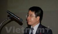 Seminar der jungen vietnamesischen Wissenschaftler in Südkorea