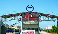 Offene Wirtschaftszone Chu Lai in der zentralvietnamesischen Provinz Quang Nam