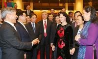 Vertreter der diplomatischen Behörden im Ausland sollen die Beziehungen effizienter fortführen