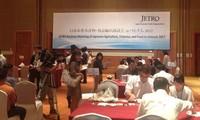 Verbindung der vietnamesisch-japanischen Unternehmen in Fischerei, Landwirtschaft und Lebensmittel