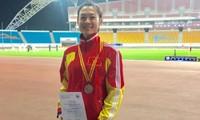 Leichtathletik- Goldbergwerk des vietnamesischen Sports bei den südostasiatischen Spielen