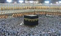 Katar ist besorgt für Sicherheit der Pilger nach Mekka