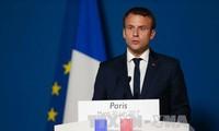 Frankreichs Präsident: Antiterror-Kampf steht im Mittelpunkt der französischen Außenpolitik