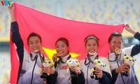 Premierminister gratuliert zum Erfolg der vietnamesischen Sportdelegation