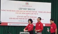 Die Konferenz der Leiter der Roten Kreuze und der Roten Halbmonde in Südostasien