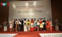 """Design-Wettbewerb """"Ao goes Vietnam"""": Eine harmonische Mischung beider Kulturen"""