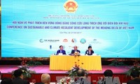 Die nachhaltige Entwicklung im Mekong-Delta vor der Herausforderung des Klimawandels