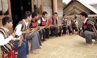 Bambusgong - Die einzigartige Musik der Volksgruppe der Ede