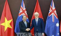 Gemeinsame Erklärung zwischen Vietnam und Australien