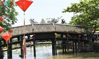 Die Dachbrücke Thanh Toan