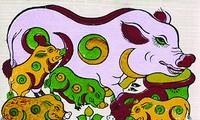 Damit die traditionellen Dong Ho-Bilder Weltkulturerbe werden
