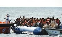 Libia menyelamatkan hampir 500 migran