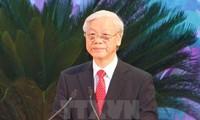 Tournée du Secrétaire général Nguyen Phu Trong en Indonésie et au Myanmar