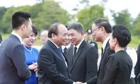 Le Premier ministre Nguyen Xuan Phuc termine sa visite en Thaïlande