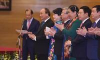 Banquet national offert à l'occasion de la fête nationale