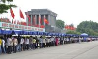 Le 2 septembre: le jour où l'on rend hommage au président Ho Chi Minh