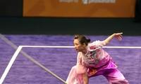 Duong Thuy Vi remporte de l'or au championnat mondial de wushu 2017