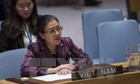 Un Vietnam actif dans les opérations de la paix de l'ONU La Quatrième Commission de l'Assemblée géné