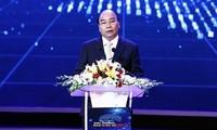 Nguyen Xuan Phuc à la cérémonie de remise des prix «Talent du Vietnam»