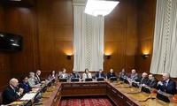 Retour du gouvernement syrien aux pourparlers de paix de Genève