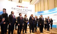 3ème conférence des ministres des Affaires étrangères de la coopération Mékong-Lancang