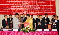 เวียดนามลงทุนโครงการปลูกยางพาราในเขตภาคเหนือลาว