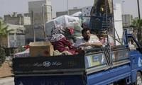 จำนวนชาวซีเรียที่ต้องอพยพออกจากเมืองอเลปโปเพิ่มขึ้น