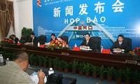 การเสวนาเพื่อประเมินผลความร่วมมือในปี 2012 ระหว่างจังหวัด Lào Cai กับมณฑลยูนนาน