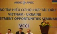 ยูเครนสนับสนุนบริษัทร่วมทุนผลิตสินค้ากับเวียดนามอย่างเข้มแข็ง