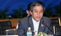อาเซียนและจีนจะประชุมจัดทำร่างระเบียบการปฏิบัติต่อกันในทะเลตะวันออก