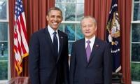 สหรัฐและจีนให้คำมั่นที่จะสร้างสรรค์ความสัมพันธ์แบบใหม่