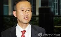 หัวหน้าคณะเจรจา 6 ฝ่ายของฝ่ายสาธารณรัฐเกาหลีเยือนประเทศจีน