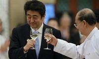 ญี่ปุ่นจะยกหนี้และห้เงินช่วยเหลือรอบใหม่แก่พม่า